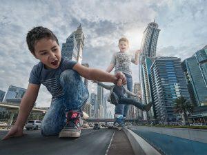 Ginats in Dubai par Adrian Sommeling sur le blog La Retouche photo