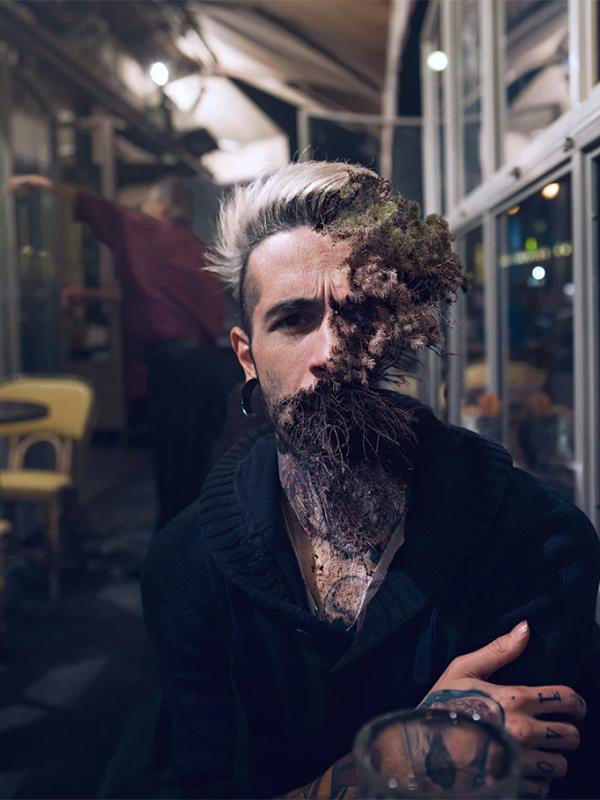 Treebeard #05, par Cal Redback sur le blog La Retouche photo.