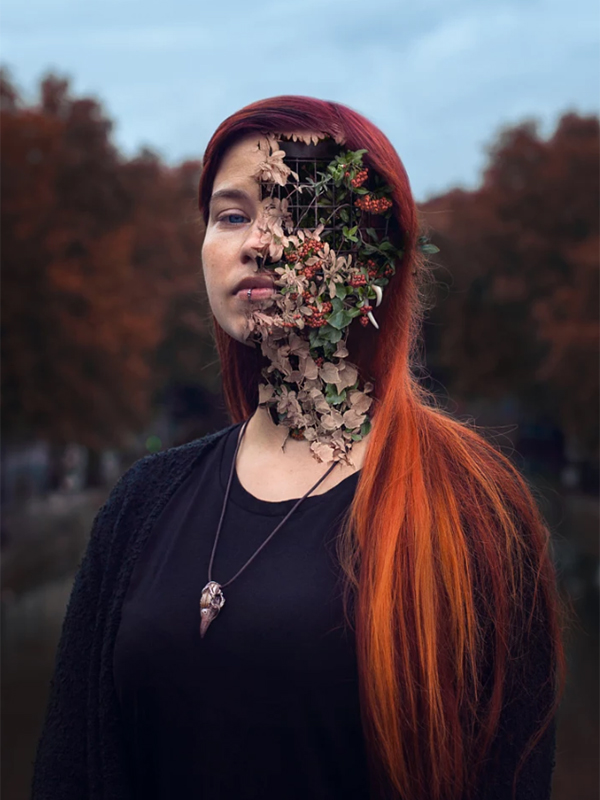 Treebeard #06, par Cal Redback sur le blog La Retouche photo.