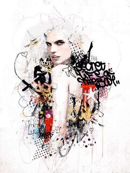 Collage 2013 par Raphael Vicenzi, sur le blog La Retouche photo.