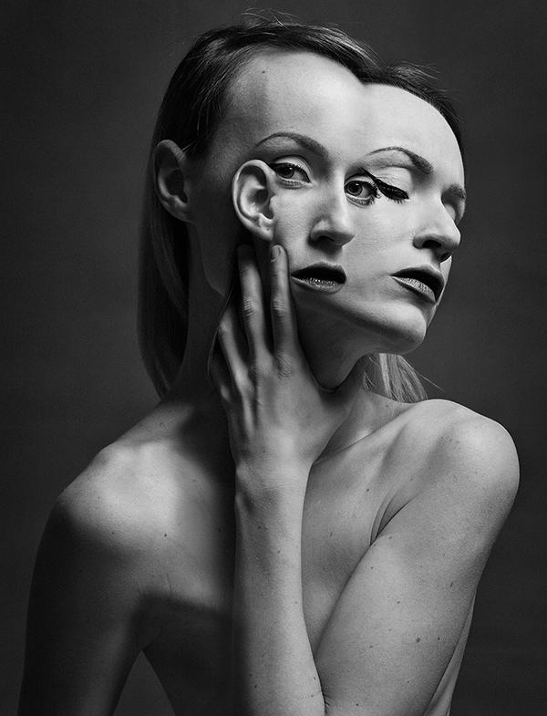 Siamese #01 par Flora Borsi sur le blog La Retouche photo