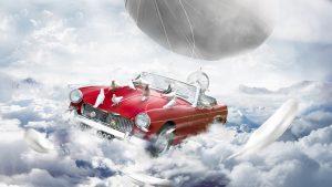 """Above and beyond par Lewis Moorhead """"Flew Design"""" sur le blog La Retouche photo"""
