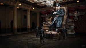 """Tyran mentality par Lewis Moorhead """"Flew Design"""" sur le blog La Retouche photo"""