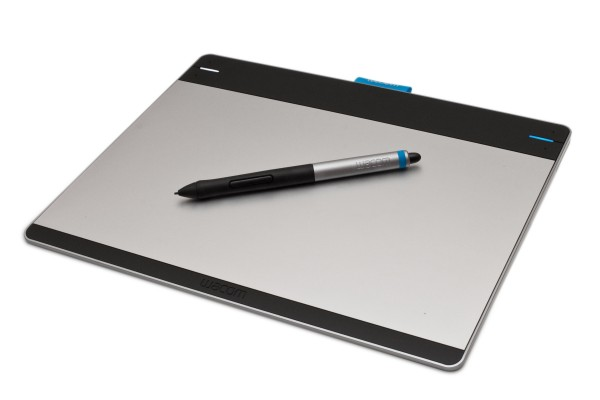 Wacom Intuos Pen and Touch Medium, sur le blog La Retouche photo.