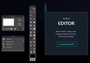 PixlR, l'alternative à Photoshop