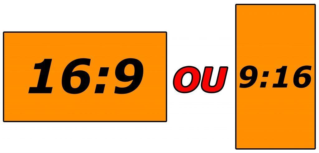 Le ratio des formats 16/9ème ou 9/16ème, blog La retouche photo