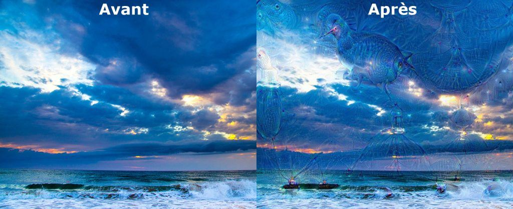 Le projet Deep Dream de Google, blog La retouche photo