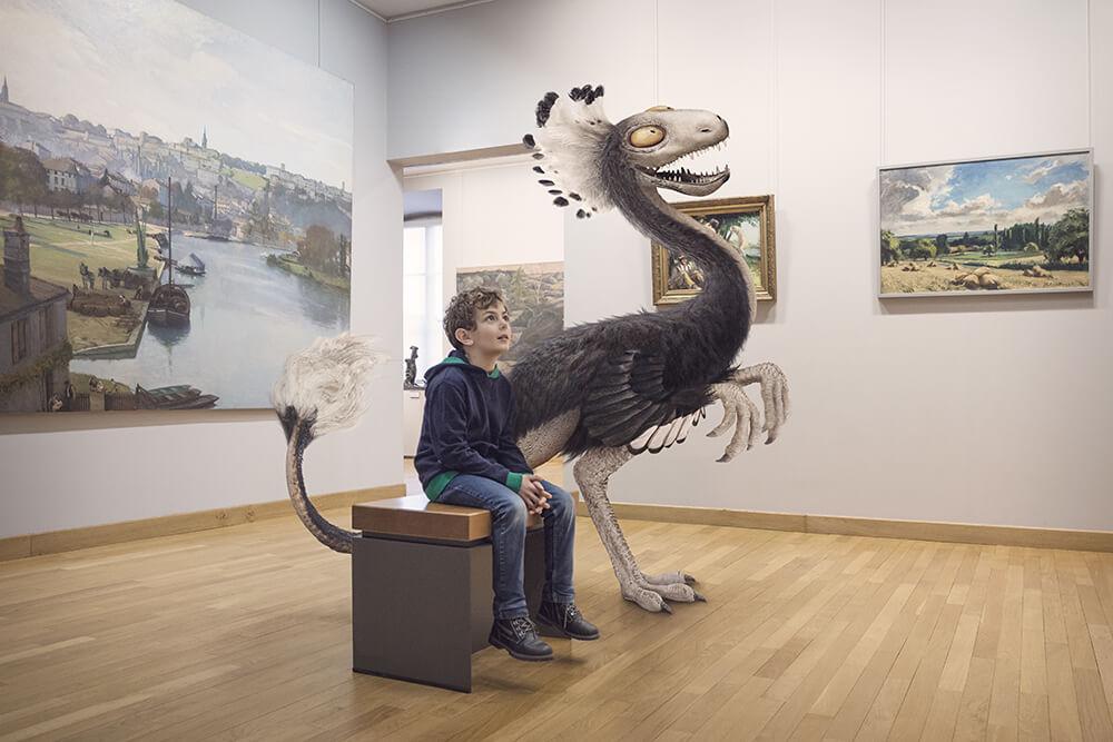 """Un jour, un artiste : Laure Fauvel """"caldino"""". La retouche photo, le blog."""