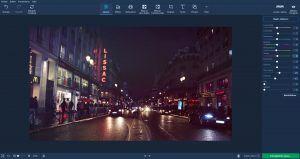 Le logiciel Movavi Photo Editor sur le blog La Retouche photo.