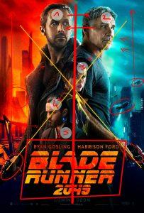 Après la critique de l'affiche du film Blade Runner 2049 sur le blog La Retouche photo