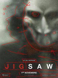 Après la critique de l'affiche du film Jigsaw, sur le blog La Retouche photo.