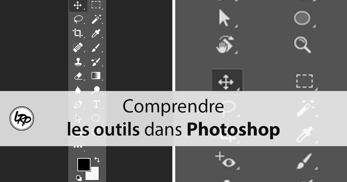 Comprendre les outils dans photoshop for Outil miroir photoshop