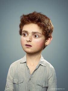 Adrian Girotto, l'enfant extérieur_La retouche photo