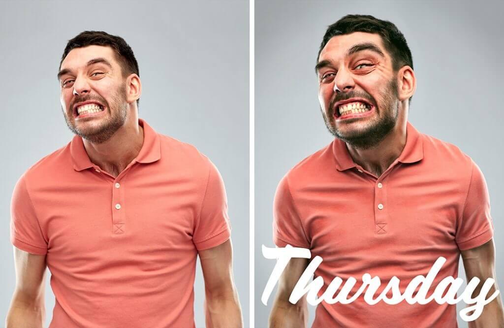 Thursday week portrait quotes par le retoucheur photo Alexandre De Vries