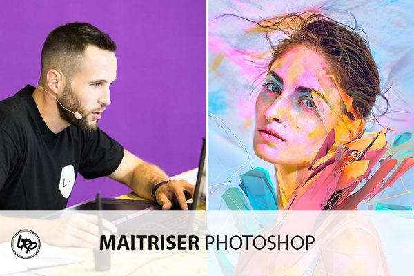 Formation Photoshop, la formation en ligne pour améliorer ses photos