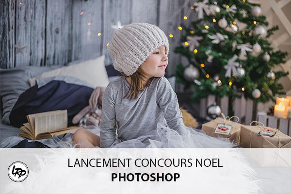 Concours PhotoshopNoël : 6 cadeaux à gagner , sur le blog La Retouche photo