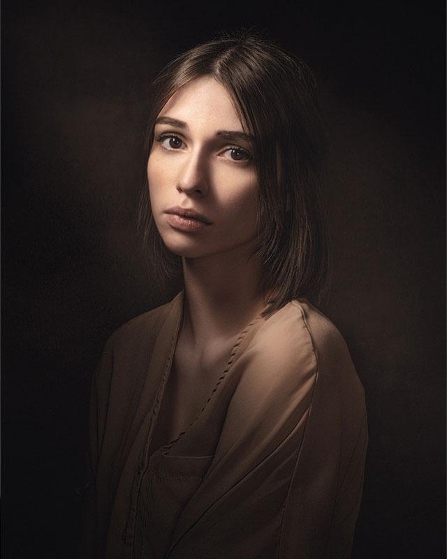 eclairage-portrait-rembrandt
